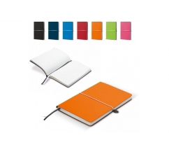 Bullet journal met softcover A5 bedrukken